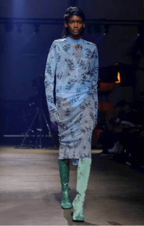 KENZO MEN & WOMEN MENSWEAR FALL WINTER 2018 PARIS55