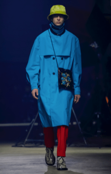 KENZO MEN & WOMEN MENSWEAR FALL WINTER 2018 PARIS69
