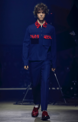 KENZO MEN & WOMEN MENSWEAR FALL WINTER 2018 PARIS70