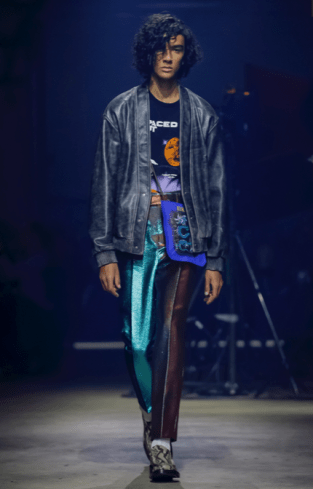 KENZO MEN & WOMEN MENSWEAR FALL WINTER 2018 PARIS71