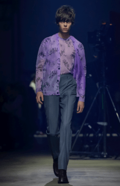 KENZO MEN & WOMEN MENSWEAR FALL WINTER 2018 PARIS8
