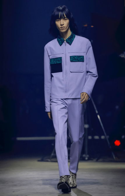 KENZO MEN & WOMEN MENSWEAR FALL WINTER 2018 PARIS80