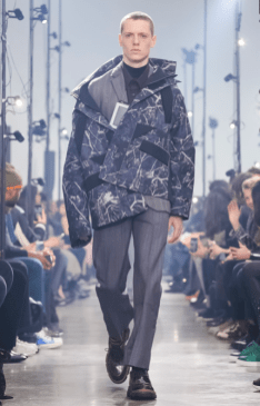 LANVIN MENSWEAR FALL WINTER 2018 PARIS1