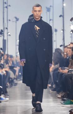 LANVIN MENSWEAR FALL WINTER 2018 PARIS16