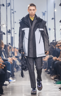 LANVIN MENSWEAR FALL WINTER 2018 PARIS23