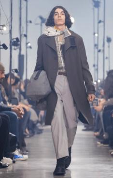 LANVIN MENSWEAR FALL WINTER 2018 PARIS25
