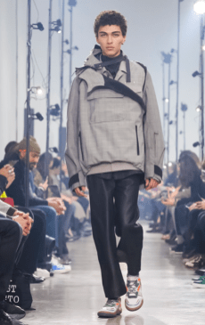 LANVIN MENSWEAR FALL WINTER 2018 PARIS38