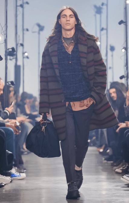 LANVIN MENSWEAR FALL WINTER 2018 PARIS41