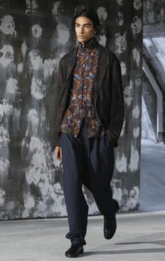 LEMAIRE MENSWEAR FALL WINTER 2018 PARIS10