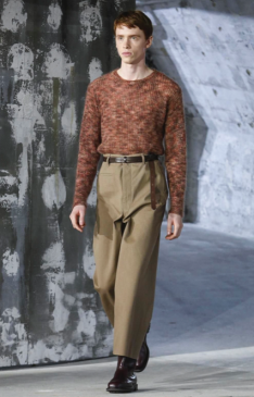 LEMAIRE MENSWEAR FALL WINTER 2018 PARIS24