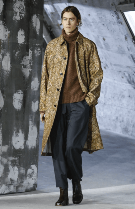 LEMAIRE MENSWEAR FALL WINTER 2018 PARIS25