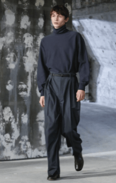 LEMAIRE MENSWEAR FALL WINTER 2018 PARIS3