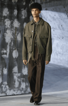 LEMAIRE MENSWEAR FALL WINTER 2018 PARIS30