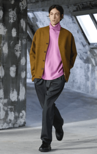 LEMAIRE MENSWEAR FALL WINTER 2018 PARIS32