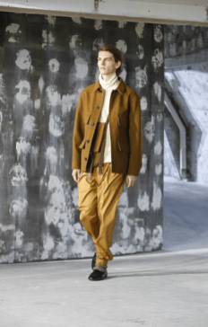 LEMAIRE MENSWEAR FALL WINTER 2018 PARIS36