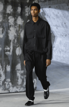 LEMAIRE MENSWEAR FALL WINTER 2018 PARIS4