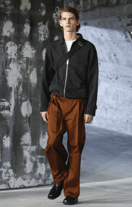 LEMAIRE MENSWEAR FALL WINTER 2018 PARIS40