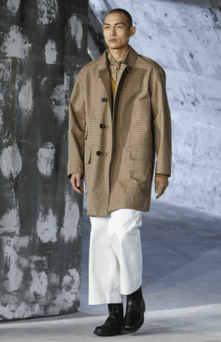 LEMAIRE MENSWEAR FALL WINTER 2018 PARIS5