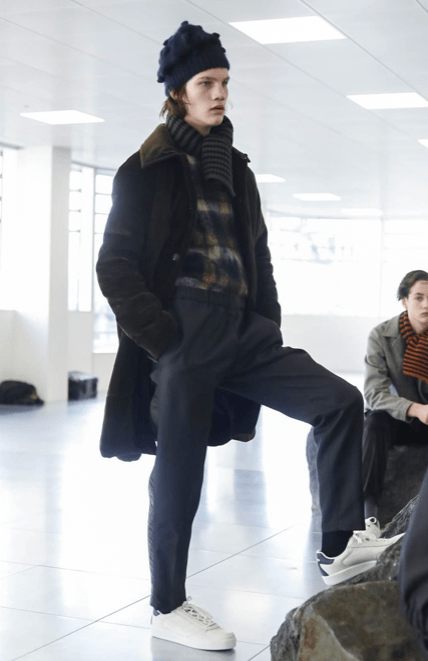LOU DALTON MENSWEAR FALL WINTER 2018 LONDON11