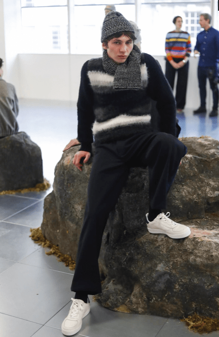 LOU DALTON MENSWEAR FALL WINTER 2018 LONDON9