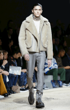 LOUIS VUITTON MENSWEAR FALL WINTER 2018 PARIS30