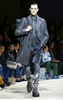 LOUIS VUITTON MENSWEAR FALL WINTER 2018 PARIS4