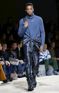 LOUIS VUITTON MENSWEAR FALL WINTER 2018 PARIS41