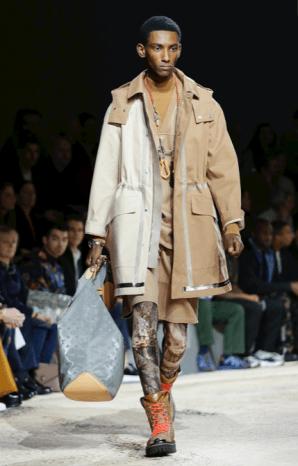 LOUIS VUITTON MENSWEAR FALL WINTER 2018 PARIS46