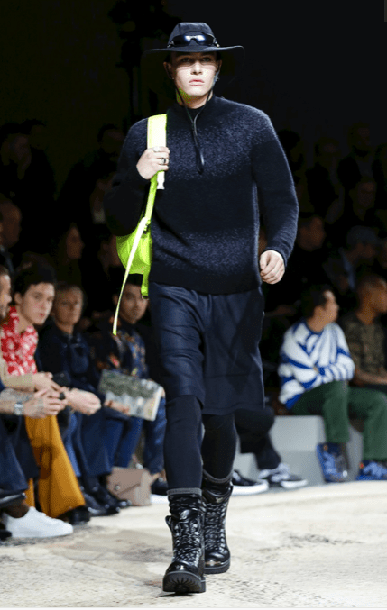 LOUIS VUITTON MENSWEAR FALL WINTER 2018 PARIS48