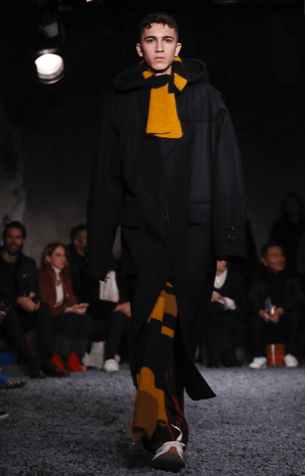 MARNI MENSWEAR FALL WINTER 2018 MILAN13