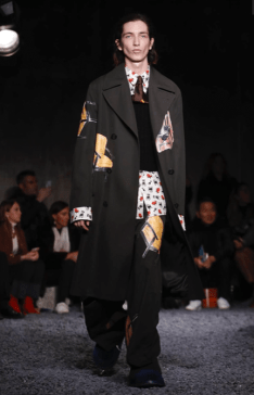MARNI MENSWEAR FALL WINTER 2018 MILAN3