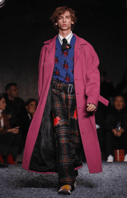 MARNI MENSWEAR FALL WINTER 2018 MILAN39