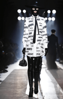 MOSCHINO FALL WINTER 2018 MENSWEAR AND WOMEN PRECOLLECTION MILAN49