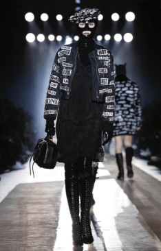 MOSCHINO FALL WINTER 2018 MENSWEAR AND WOMEN PRECOLLECTION MILAN61