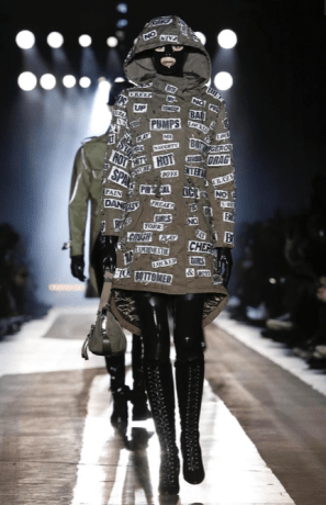MOSCHINO FALL WINTER 2018 MENSWEAR AND WOMEN PRECOLLECTION MILAN73