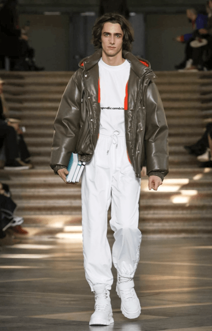 MSGM MENSWEAR FALL WINTER 2018 MILAN13