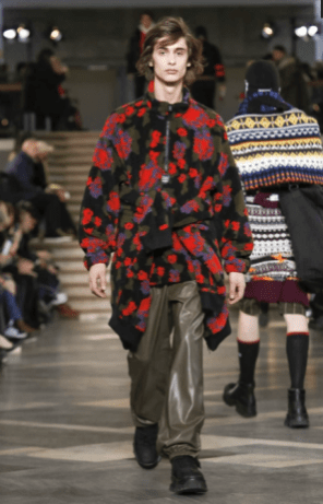 MSGM MENSWEAR FALL WINTER 2018 MILAN20