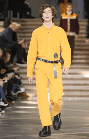MSGM MENSWEAR FALL WINTER 2018 MILAN34