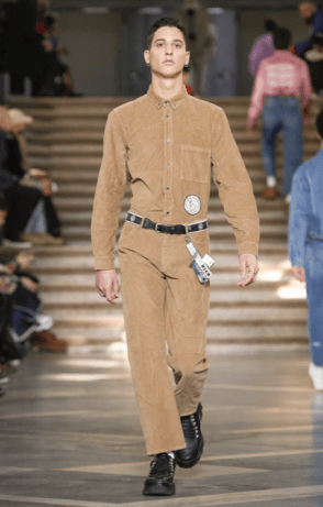 MSGM MENSWEAR FALL WINTER 2018 MILAN7