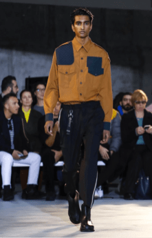 N°21 MENSWEAR FALL WINTER 2018 MILAN17