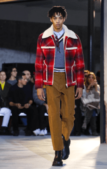 N°21 MENSWEAR FALL WINTER 2018 MILAN2