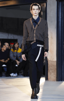 N°21 MENSWEAR FALL WINTER 2018 MILAN24