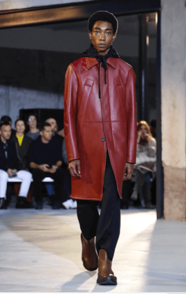 N°21 MENSWEAR FALL WINTER 2018 MILAN35