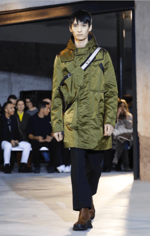 N°21 MENSWEAR FALL WINTER 2018 MILAN5