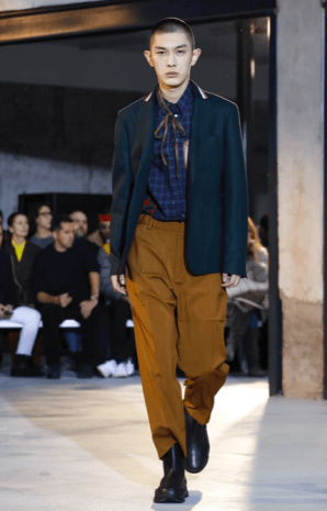 N°21 MENSWEAR FALL WINTER 2018 MILAN6