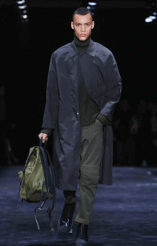 NEIL BARRETT MENSWEAR FALL WINTER 2018 MILAN1