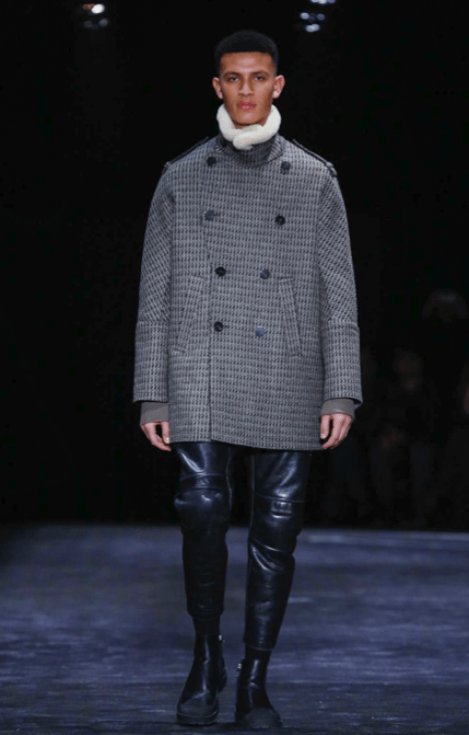 NEIL BARRETT MENSWEAR FALL WINTER 2018 MILAN12
