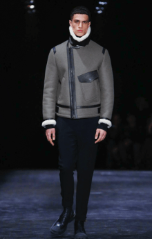 NEIL BARRETT MENSWEAR FALL WINTER 2018 MILAN44