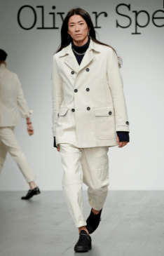 OLIVER SPENCER MENSWEAR FALL WINTER 2018 LONDON25