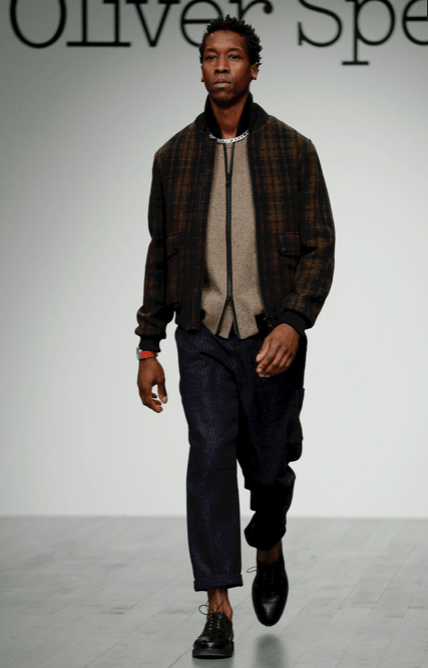 OLIVER SPENCER MENSWEAR FALL WINTER 2018 LONDON26